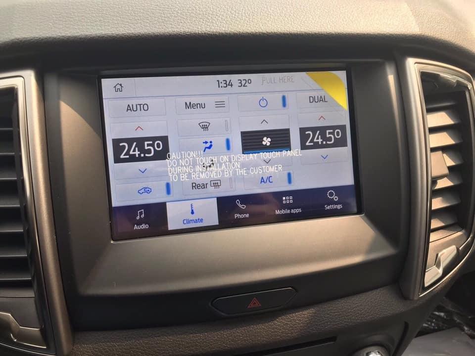 Ford Ranger Limited 2020 All New, dẫn động 2 cầu 2.0 Turbo hộp số 10 cấp, đèn full Led giá cực sốc (5)