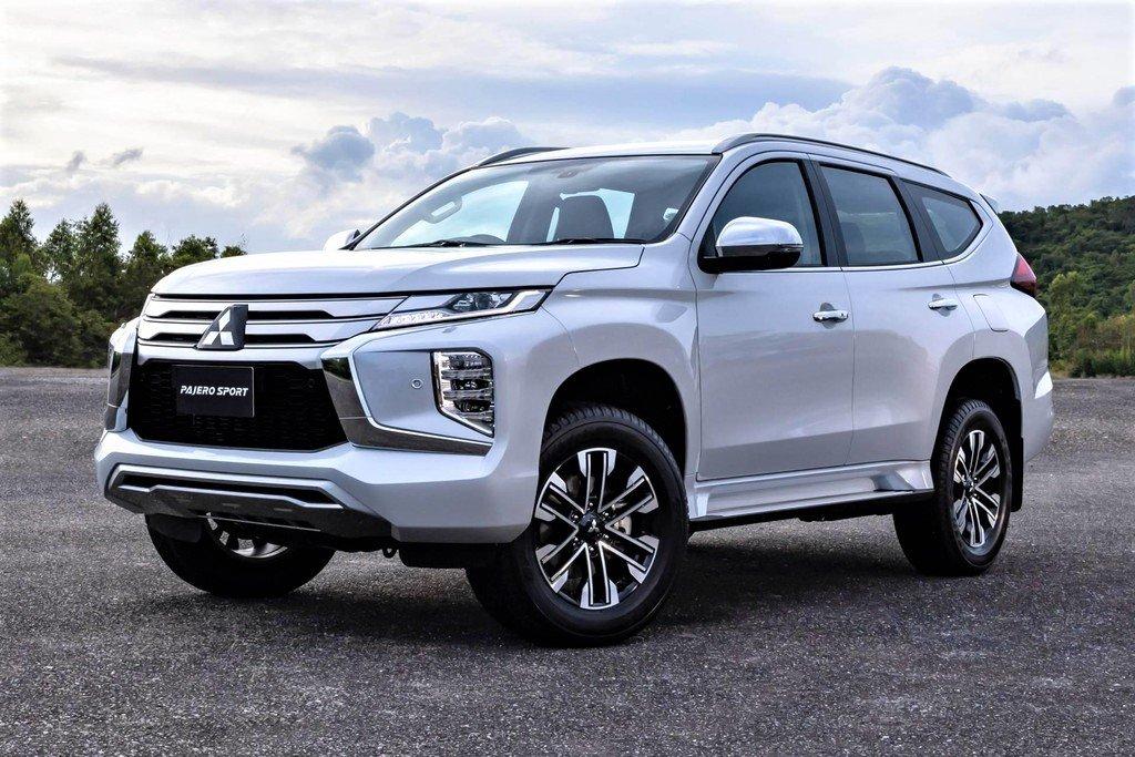 Mitsubishi Pajero Sport 2020 ra mắt Thái Lan vào tháng 07/2019 1