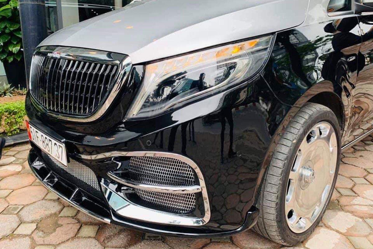 Mercedes-benz V-Class có bản Maybach tại Việt Nam? a4