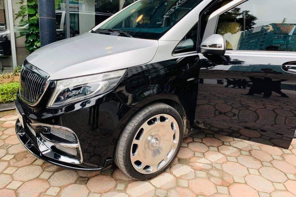 Mercedes-benz V-Class có bản Maybach tại Việt Nam? a2