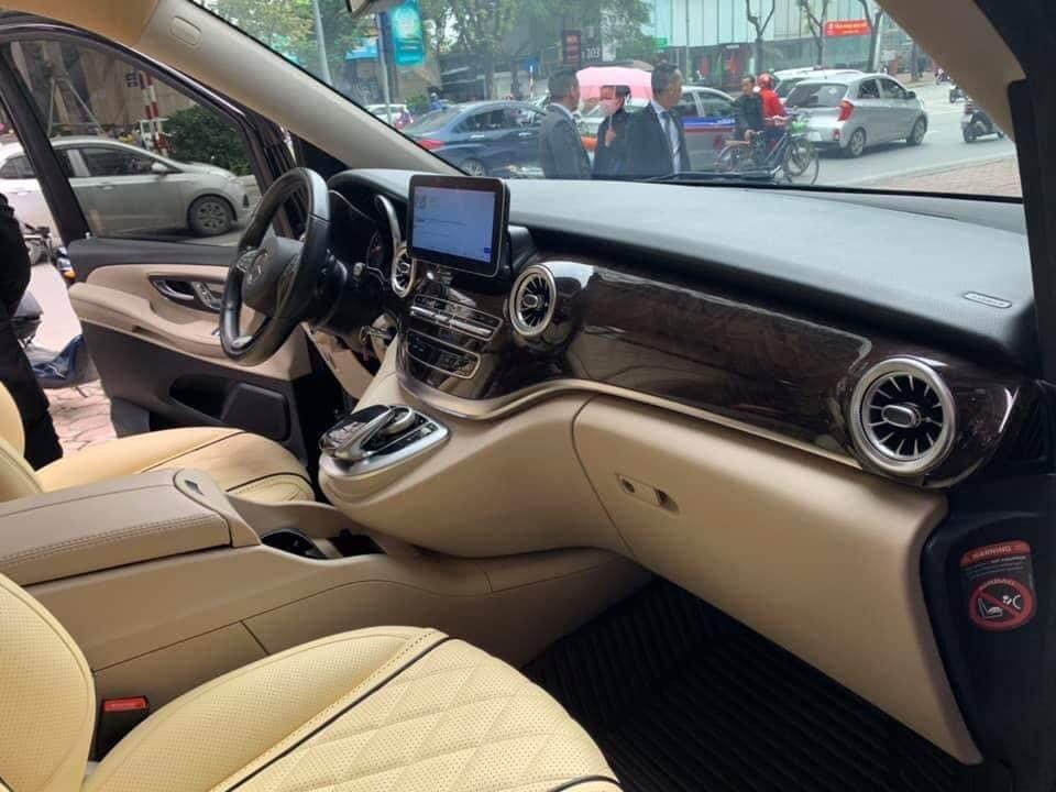 Mercedes-benz V-Class có bản Maybach tại Việt Nam? n
