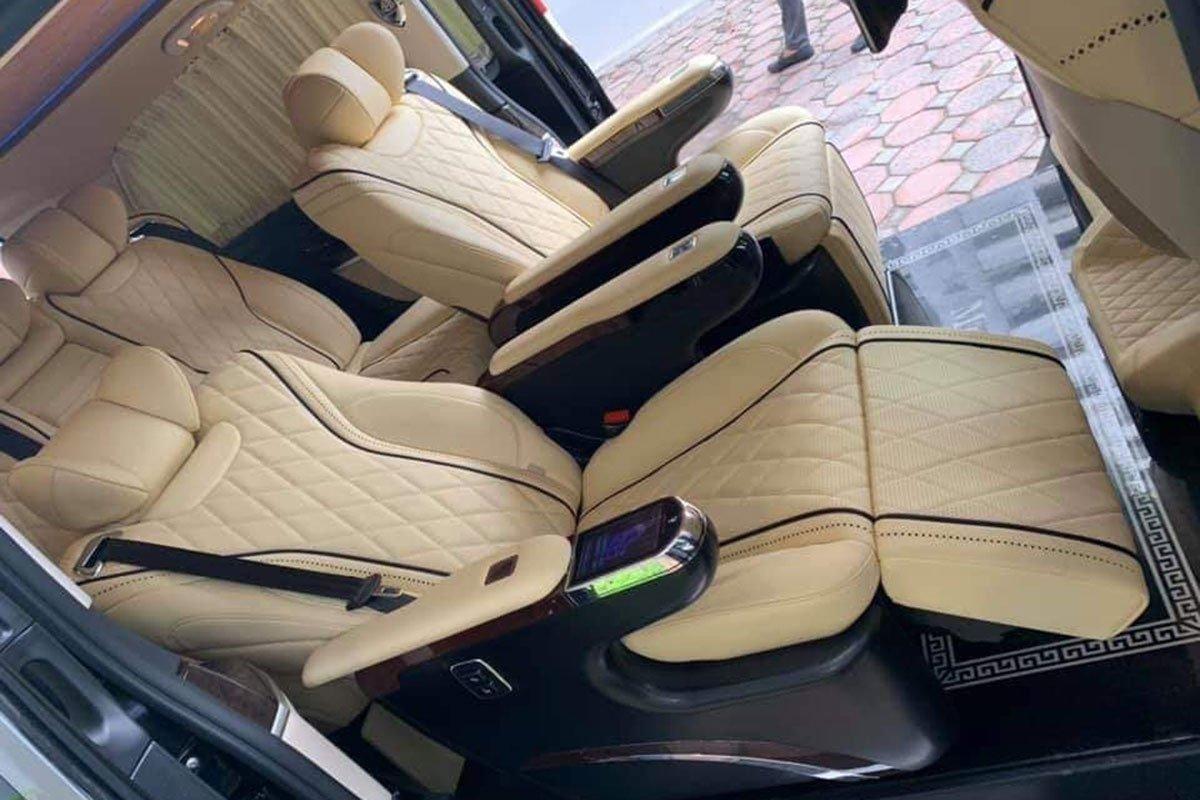 Mercedes-benz V-Class có bản Maybach tại Việt Nam? a7