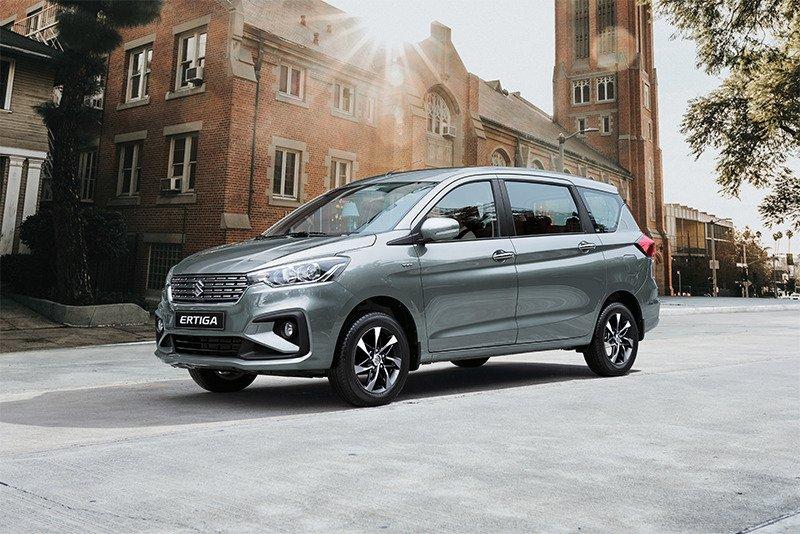 Suzuki Ertiga 2020 nâng cấp chính thức ra mắt, bản cao cấp tăng giá nhẹ a1