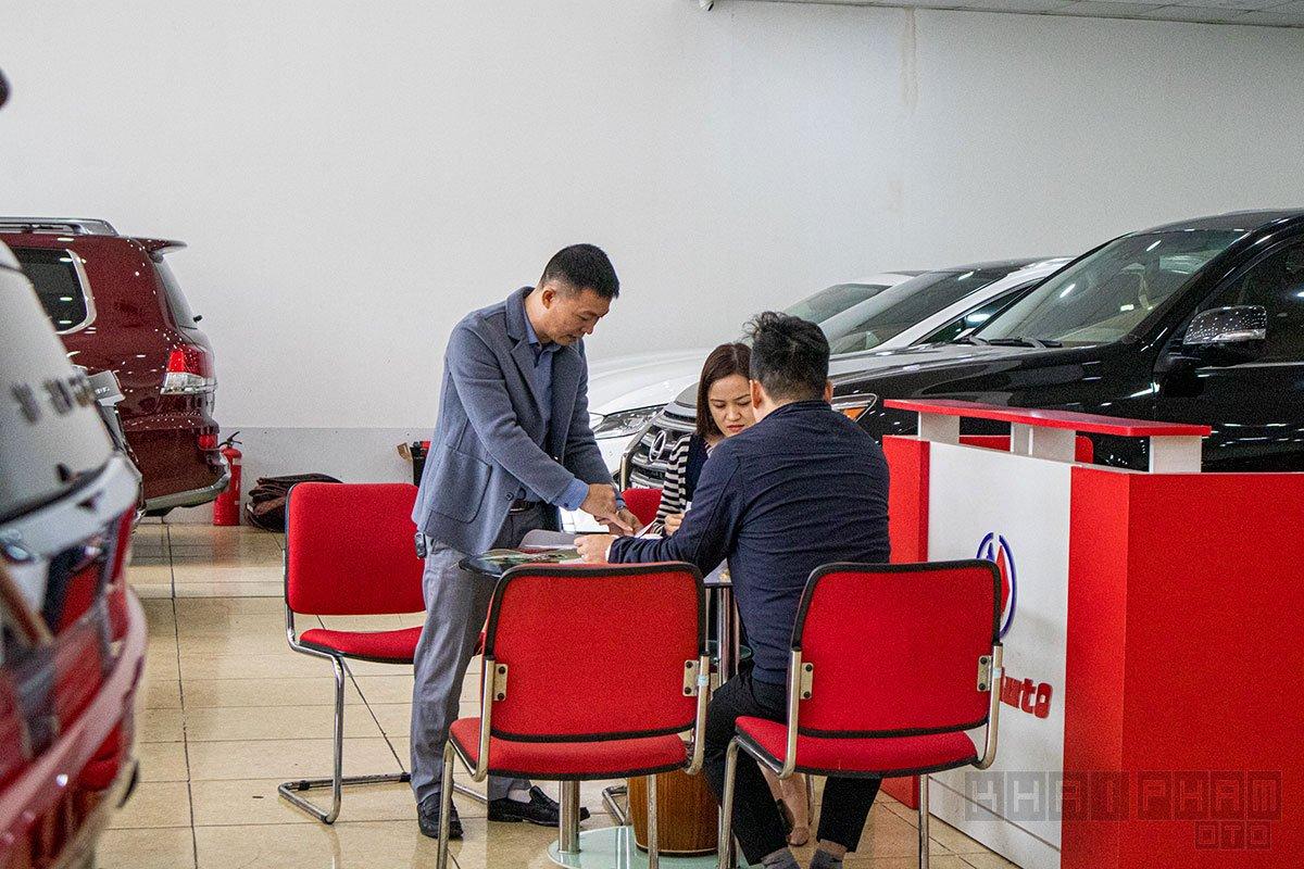 Đầu năm mới người Việt mua ô tô giảm, cả đại lý tư nhân và chính hãng đều than thở a6