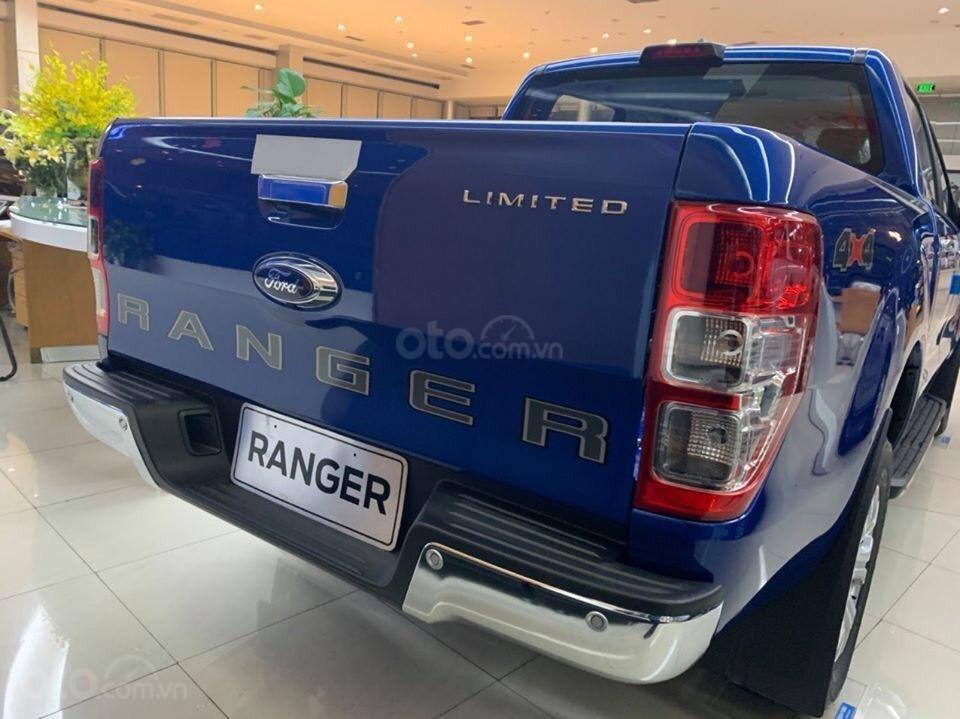 Bán xe Ford Ranger năm sản xuất 2020, màu xanh lam, 799tr (2)