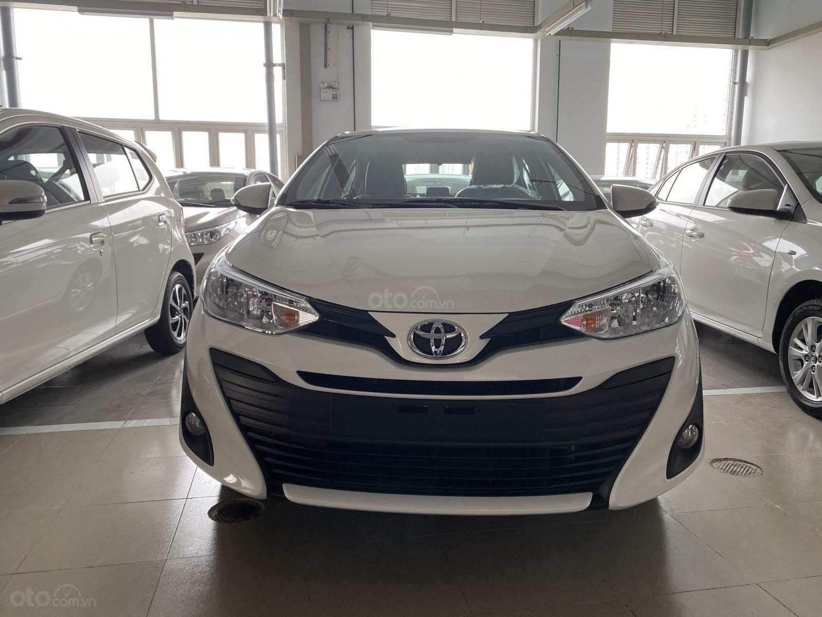Bán Toyota Vios New 2020 full đồ chơi chính hãng - 0908222277 khuyến mãi bảo hiểm thân xe (1)