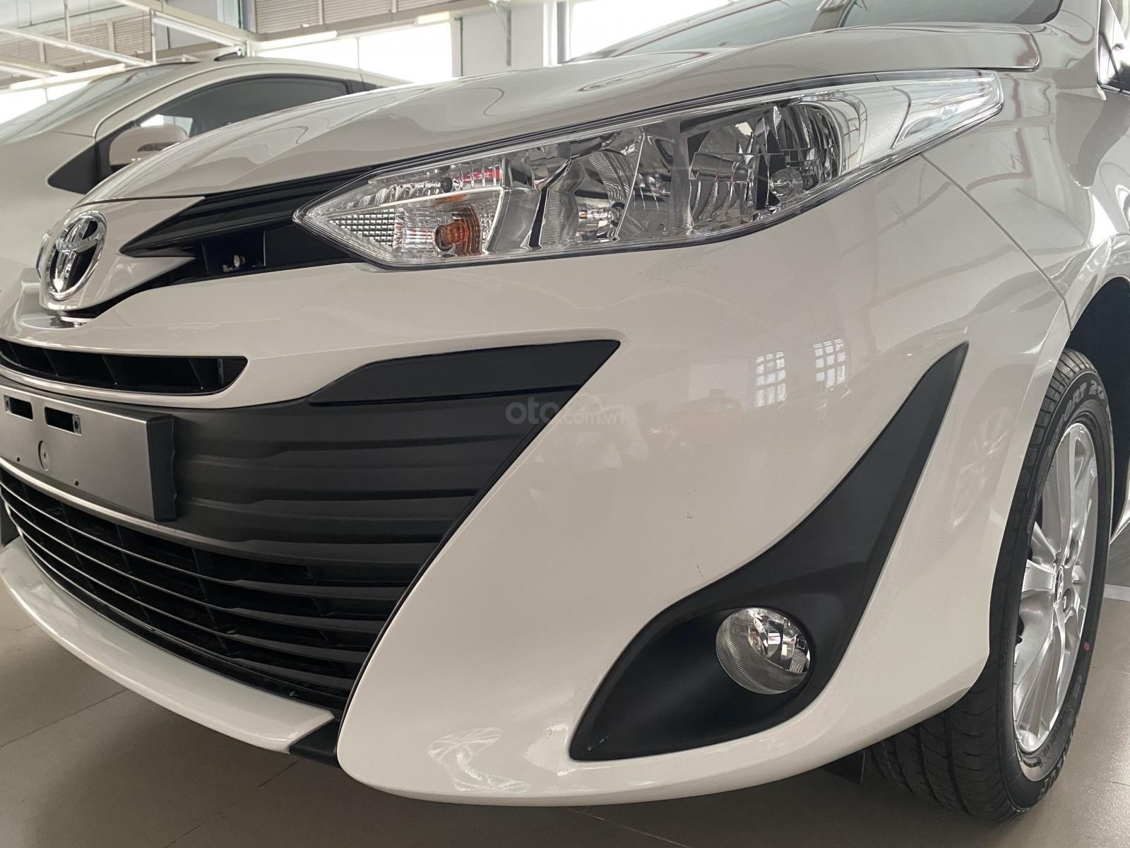 Bán Toyota Vios New 2020 full đồ chơi chính hãng - 0908222277 khuyến mãi bảo hiểm thân xe (3)