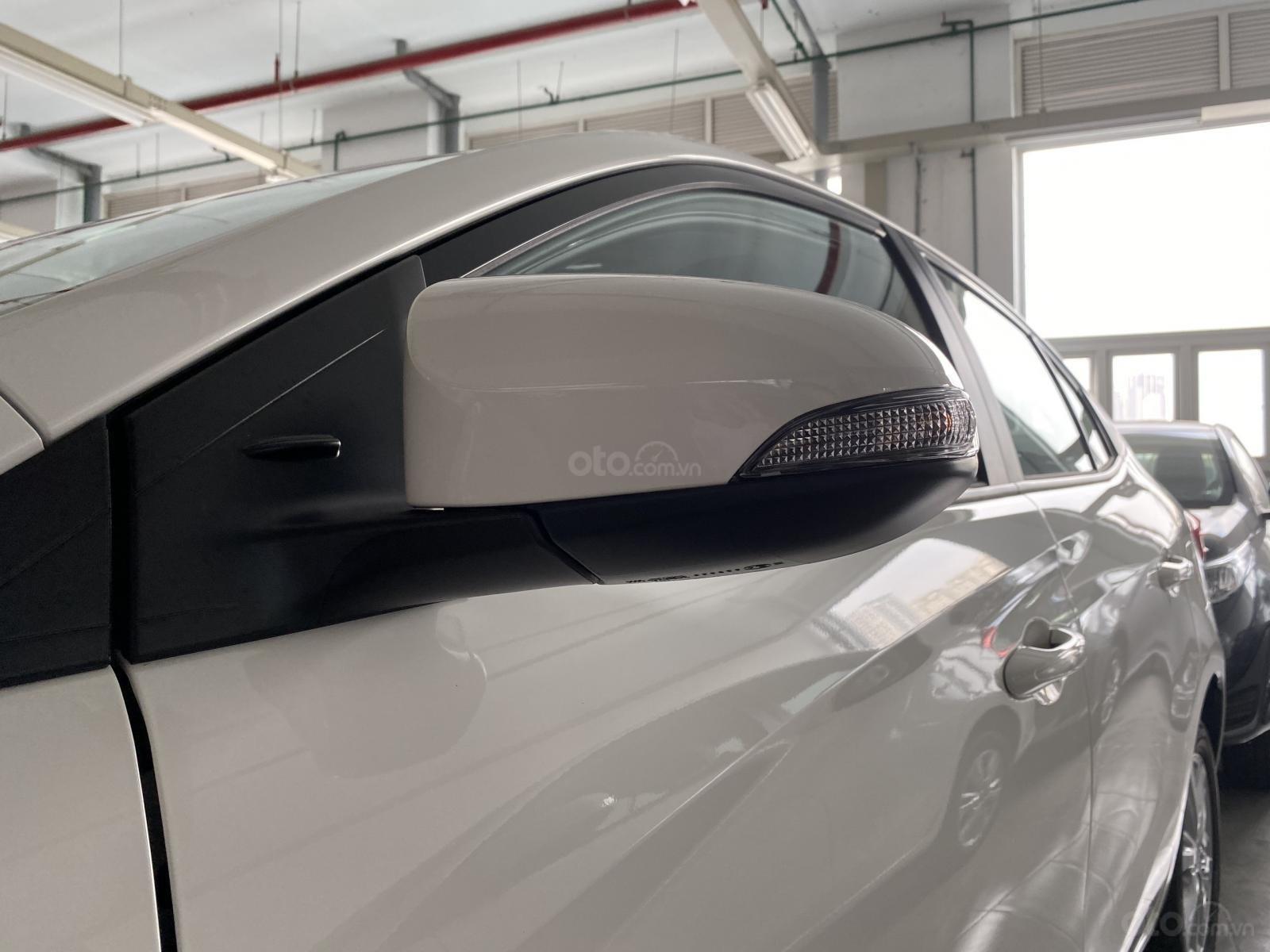 Bán Toyota Vios New 2020 full đồ chơi chính hãng - 0908222277 khuyến mãi bảo hiểm thân xe (4)