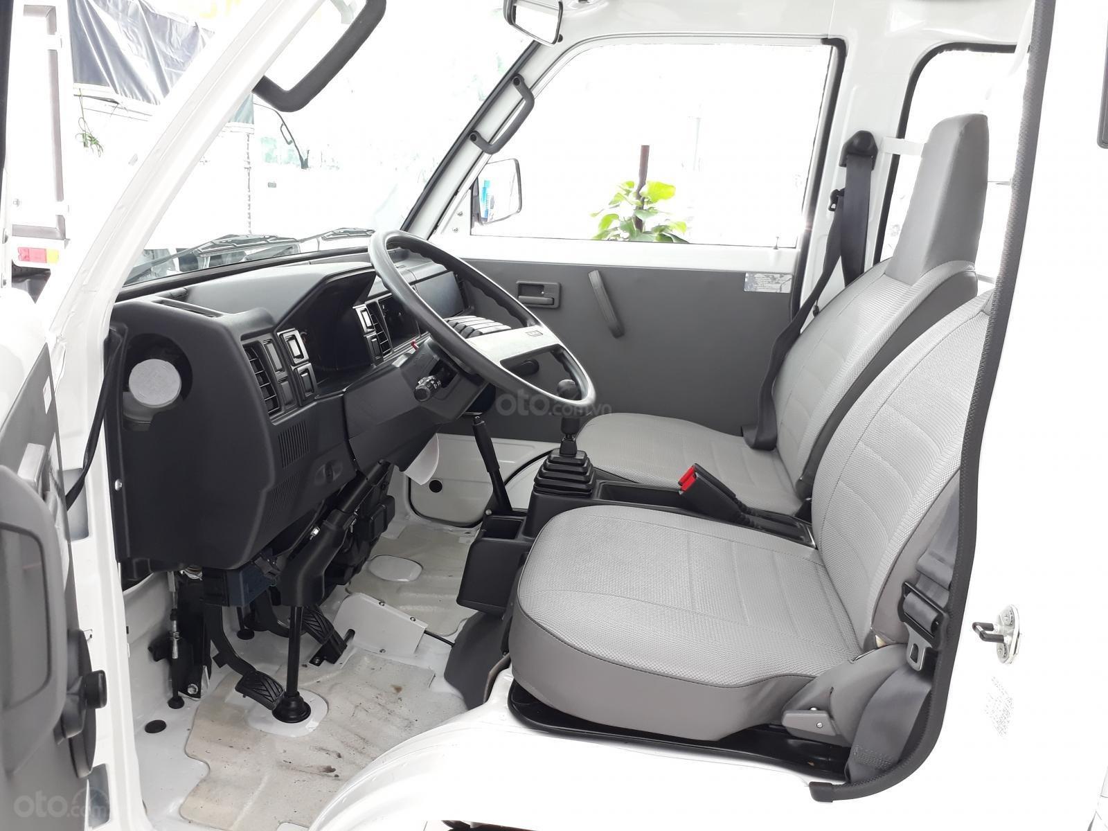 Xe tải Suzuki Blind Van 2020 chạy giờ cao điểm, giá ưu đãi 50% thuế trước bạ (5)