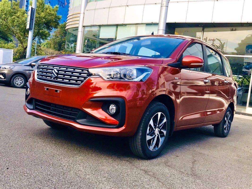 Suzuki Ertiga 2020 - ưu đãi 40 triệu trong tháng 5/2020 - liên hệ đặt xe ngay, hỗ trợ thử xe miễn phí - lái thử tận nơi (2)