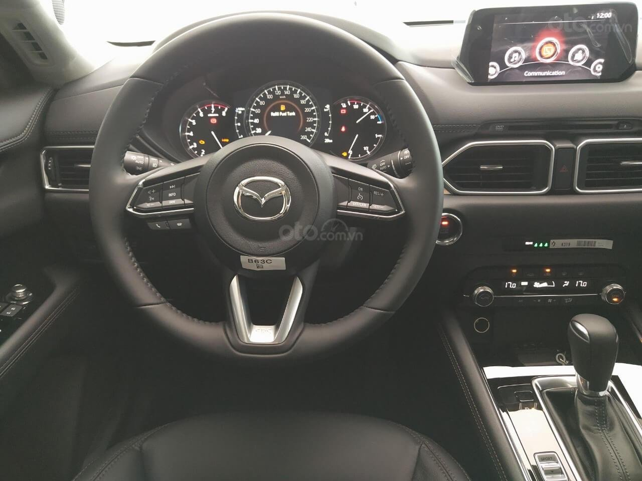 [Mazda Bình Tân - HCM] New Mazda CX-5 siêu phẩm SUV đủ màu giao xe ngay, LH 0938.286.168 nhận ưu đãi hot (2)