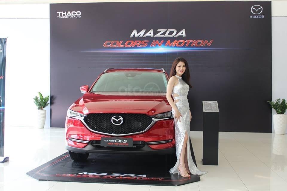 [Mazda Bình Tân - HCM] New Mazda CX-5 siêu phẩm SUV đủ màu giao xe ngay, LH 0938.286.168 nhận ưu đãi hot (5)