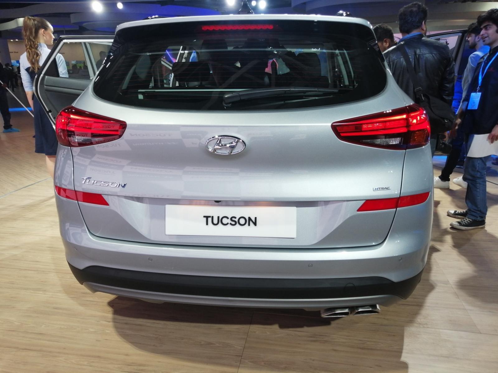 [Auto Expo 2020] Hyundai Tucson 2021 với các tùy chọn động cơ đa dạng