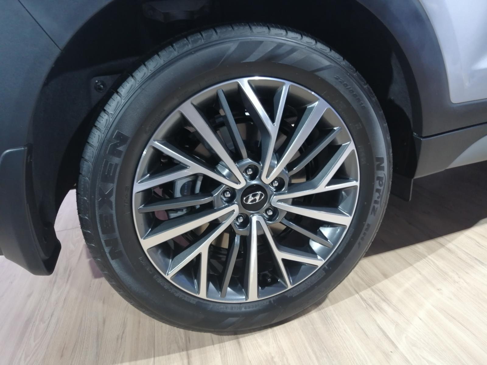 [Auto Expo 2020] Hyundai Tucson 2021 giữ nguyên diện mạo, thay đổi 1 số chi tiết
