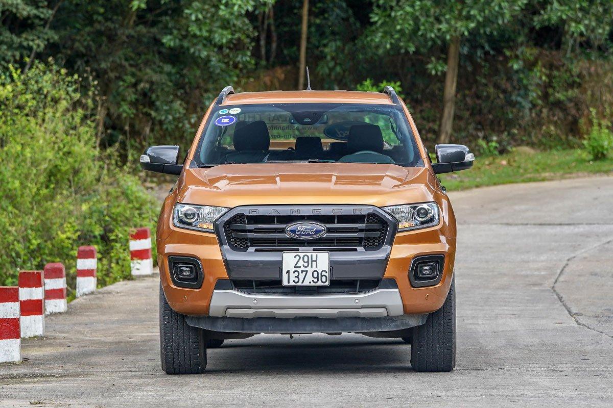 Ford Ranger giảm giá từ 20-50 triệu đồng trong tháng 02/2020 1
