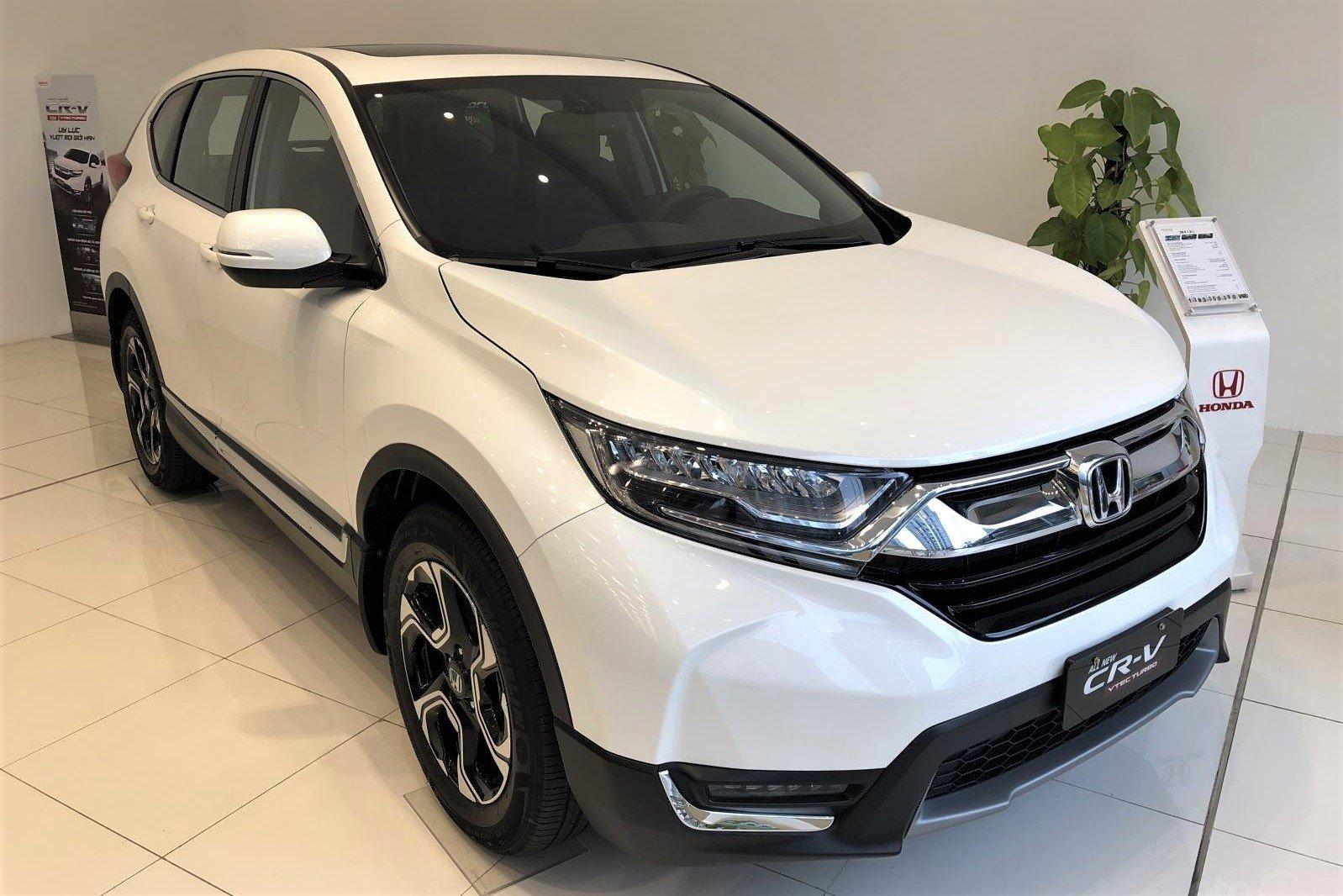Honda CR-V chiếm 29% tổng doanh số bán ô tô của Honda Việt Nam tháng 01/2020 1