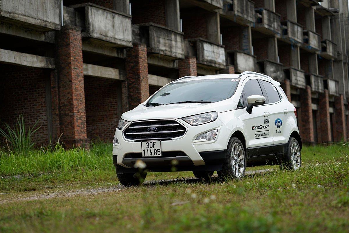 Ford EcoSport giảm giá 25-65 triệu đồng trong tháng 02/2020 1