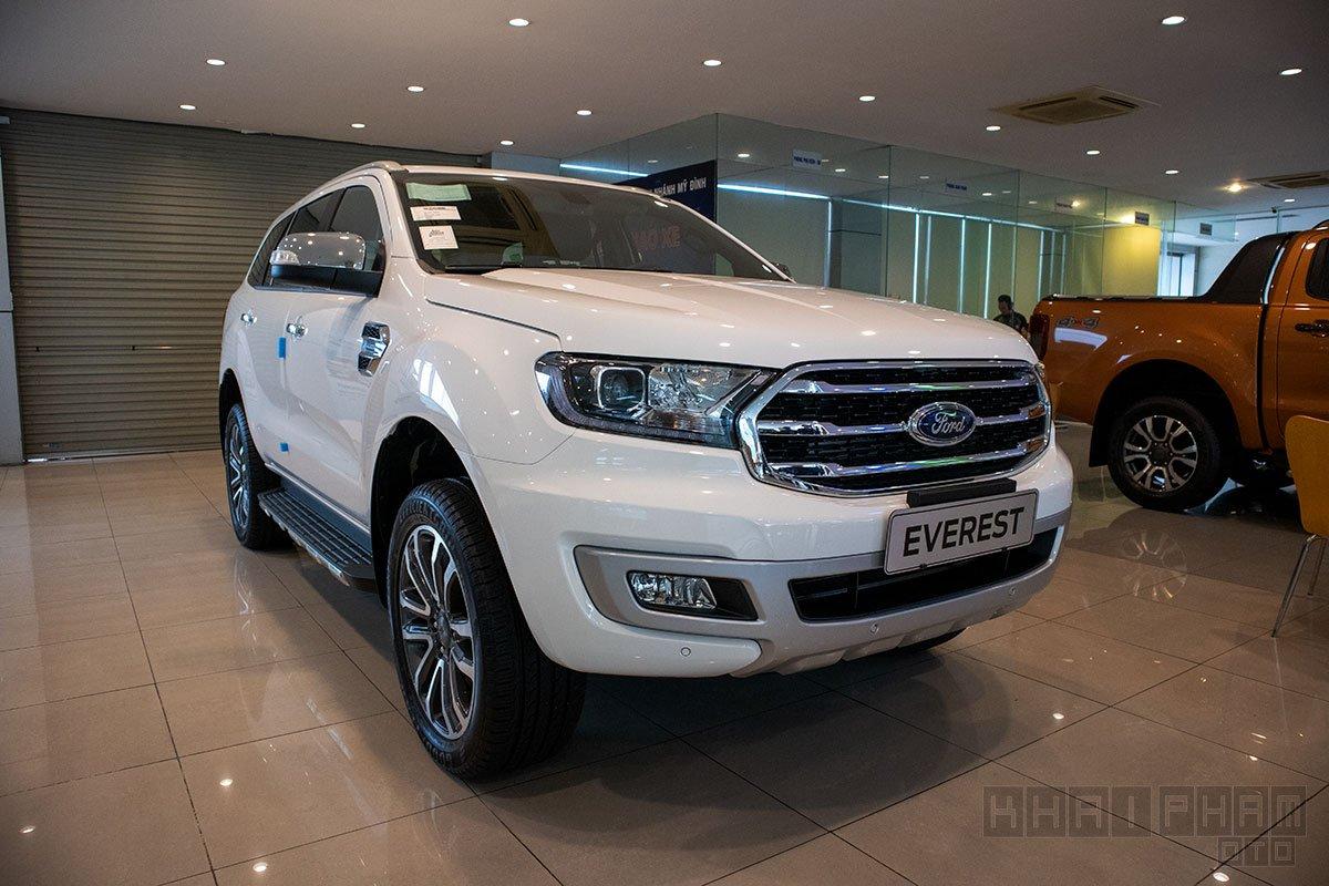Ford Everest giảm 50 triệu đồng trong tháng 02/2020 1