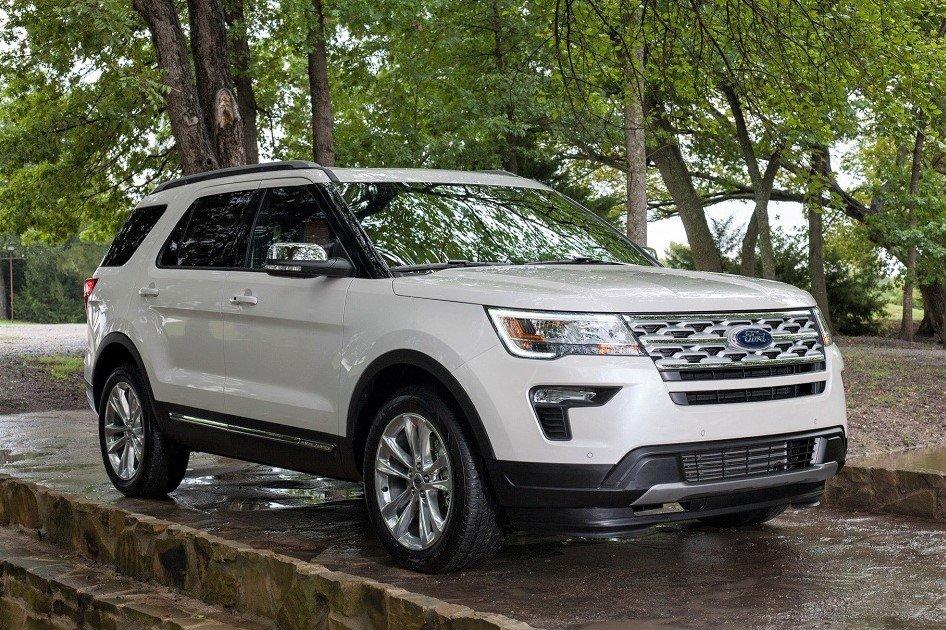 Ford Explorer 2.3 Ecosboost AT 4WD giảm giá 75 triệu đồng trong tháng 02/2020 1