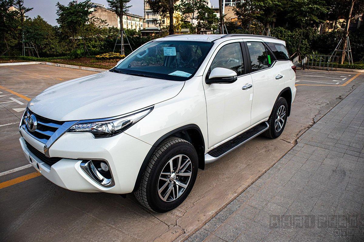Doanh số Toyota Fortuner giảm mạnh trong tháng 01/2020 1