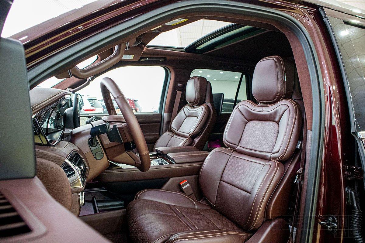 Chi tiết xe Lincoln Navigator Black Label 2020 giá hơn 8 tỷ đồng tại Việt Nam a7