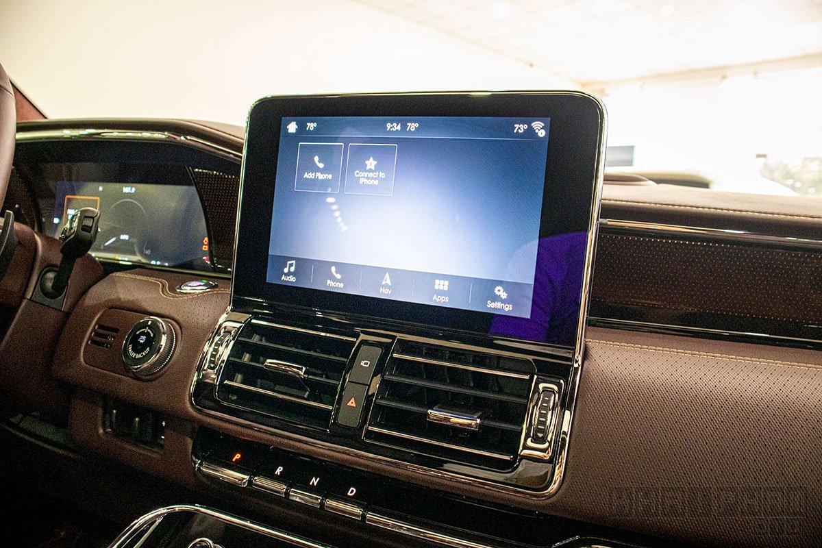 Chi tiết xe Lincoln Navigator Black Label 2020 giá hơn 8 tỷ đồng tại Việt Nam a10