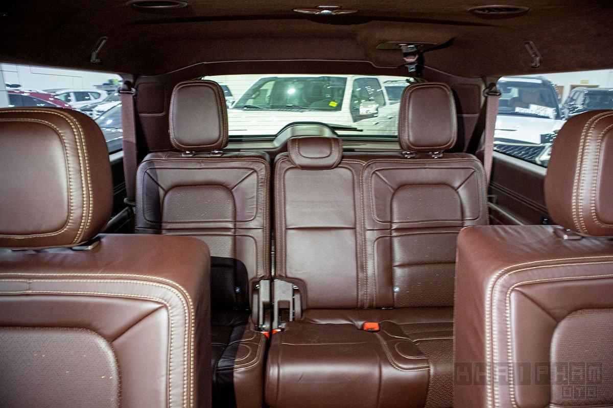 Chi tiết xe Lincoln Navigator Black Label 2020 giá hơn 8 tỷ đồng tại Việt Nam a17