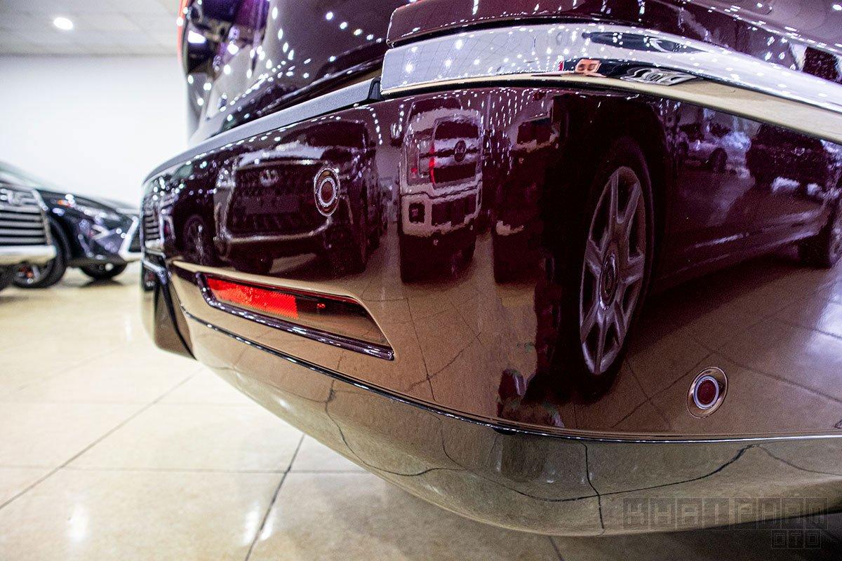 Chi tiết xe Lincoln Navigator Black Label 2020 giá hơn 8 tỷ đồng tại Việt Nam a16