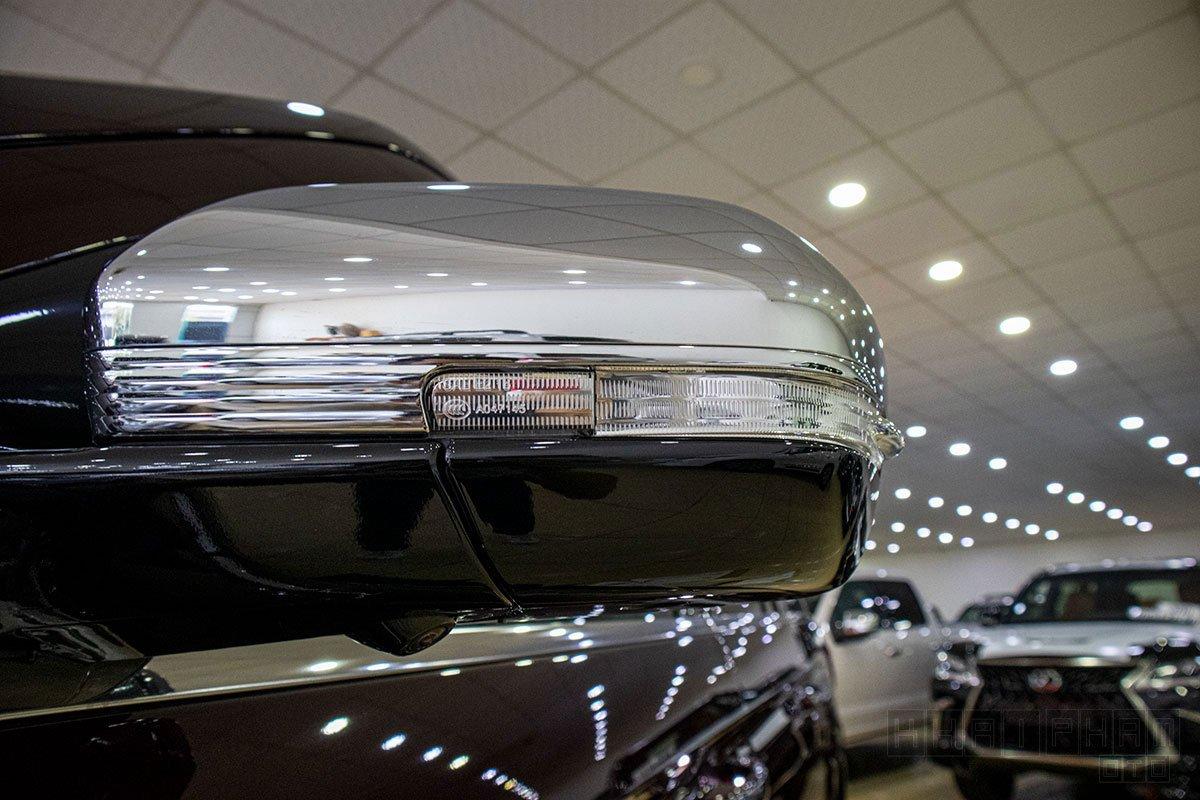 Chi tiết xe Lincoln Navigator Black Label 2020 giá hơn 8 tỷ đồng tại Việt Nam a5