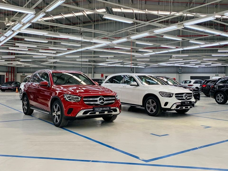Mercedes-benz GLC 200 và GLC 200 4Matic 2020 chính thức ra mắt, giá từ 1,749 tỷ đồng a1