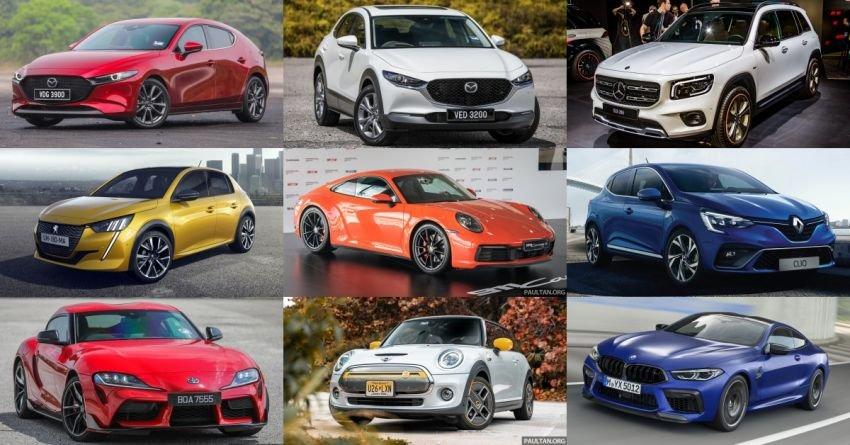 """Mazda 3 tham vọng lớn đạt giải """"Xe thế giới năm 2020""""."""