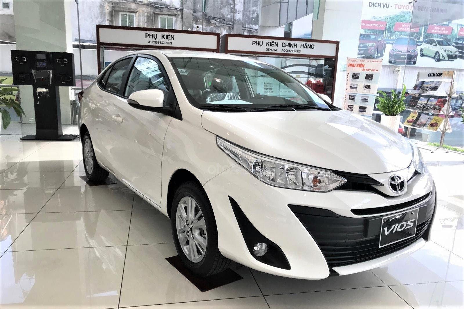 Toyota Vios là mẫu xe bán chạy nhất của Toyota Việt Nam trong tháng 01/2020 1