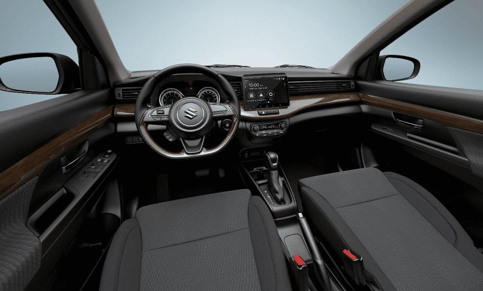 Nội thất xe Suzuki Ertiga 2021 a3