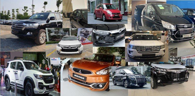 Xe Nhật thống lĩnh Top 10 xe bán ế tháng 1/2020 a2