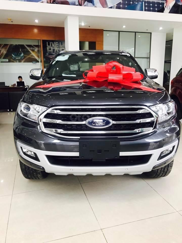 Ford Everest Bi-Turbo phiên bản mới nhất 2020, khuyến mãi giá vốn, chỉ cần trả trước 250tr đồng, LH: 0938707505 Như Như (1)
