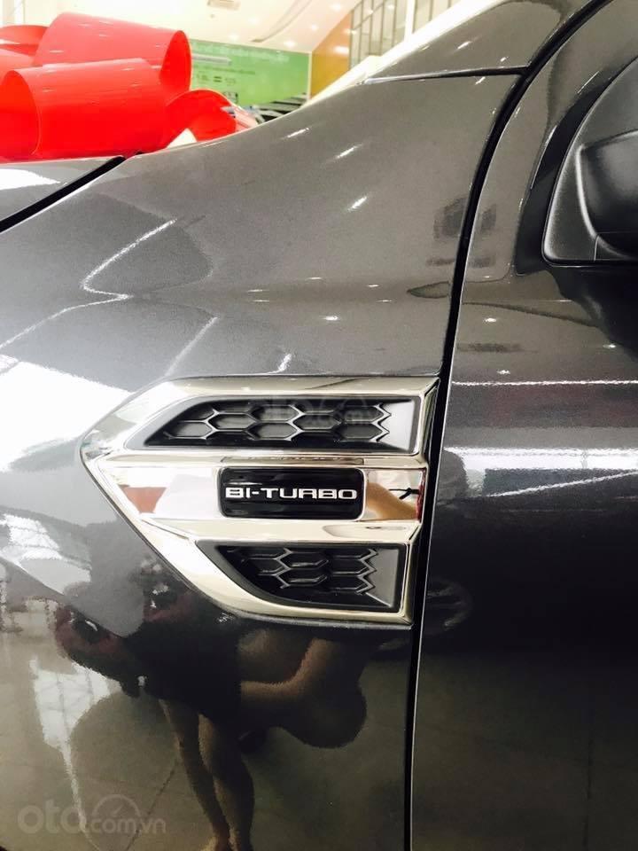 Ford Everest Bi-Turbo phiên bản mới nhất 2020, khuyến mãi giá vốn, chỉ cần trả trước 250tr đồng, LH: 0938707505 Như Như (10)