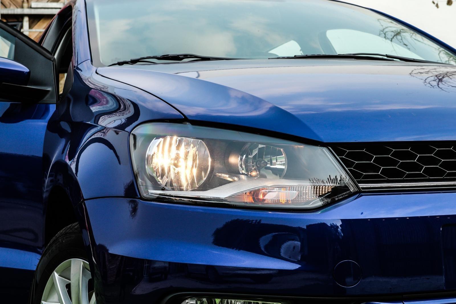 Volkswagen Polo 2020 vẫn sử dụng cụm đèn pha của phiên bản cũ 1