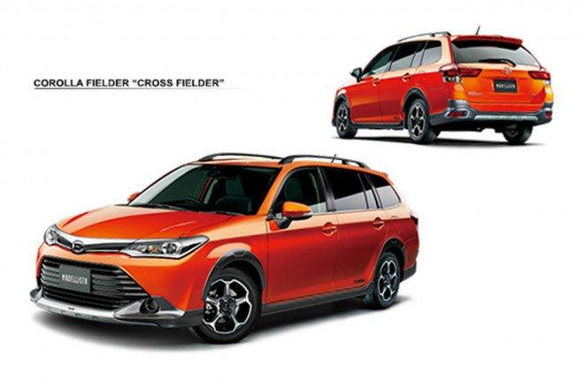 Toyota Corolla crossover 5 cửa bổ sung thị trường Đông Nam Á