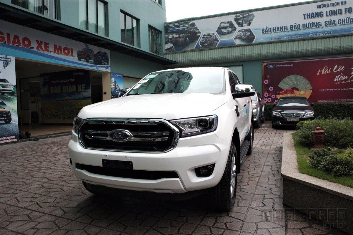 Ford Ranger Limited mới tại thị trường Việt Nam 1