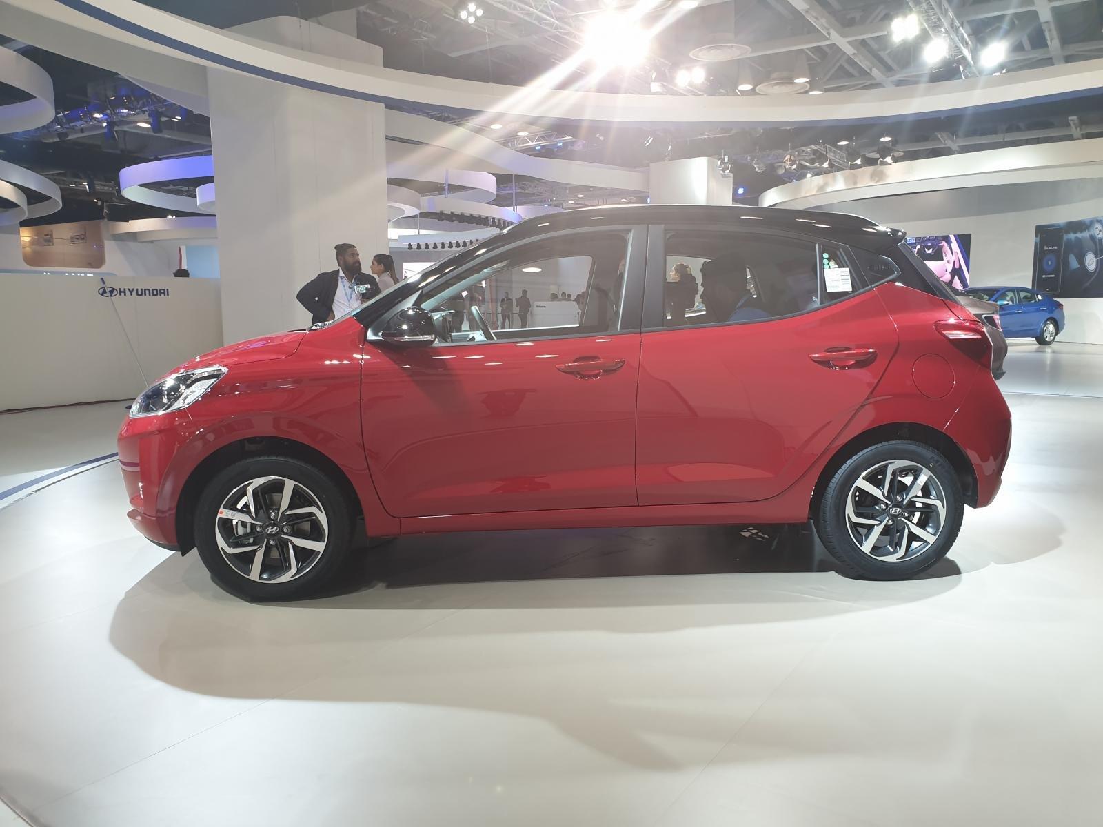 [Auto Expo 2020] Hyundai Grand i10 2020 NIOS Turbo hấp dẫn hơn