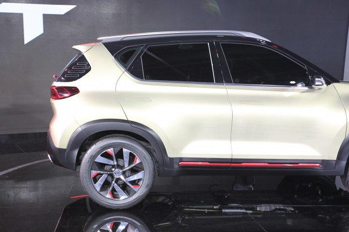 [Auto Expo 2020] Kia Sonet 2020 Concept hứa hẹn không thay đổi nhiều khi xuất chiến