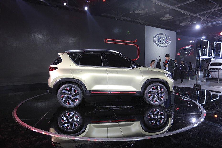 [Auto Expo 2020] Kia Sonet 2020 lực lưỡng nhưng vẫn gọn nhẹ