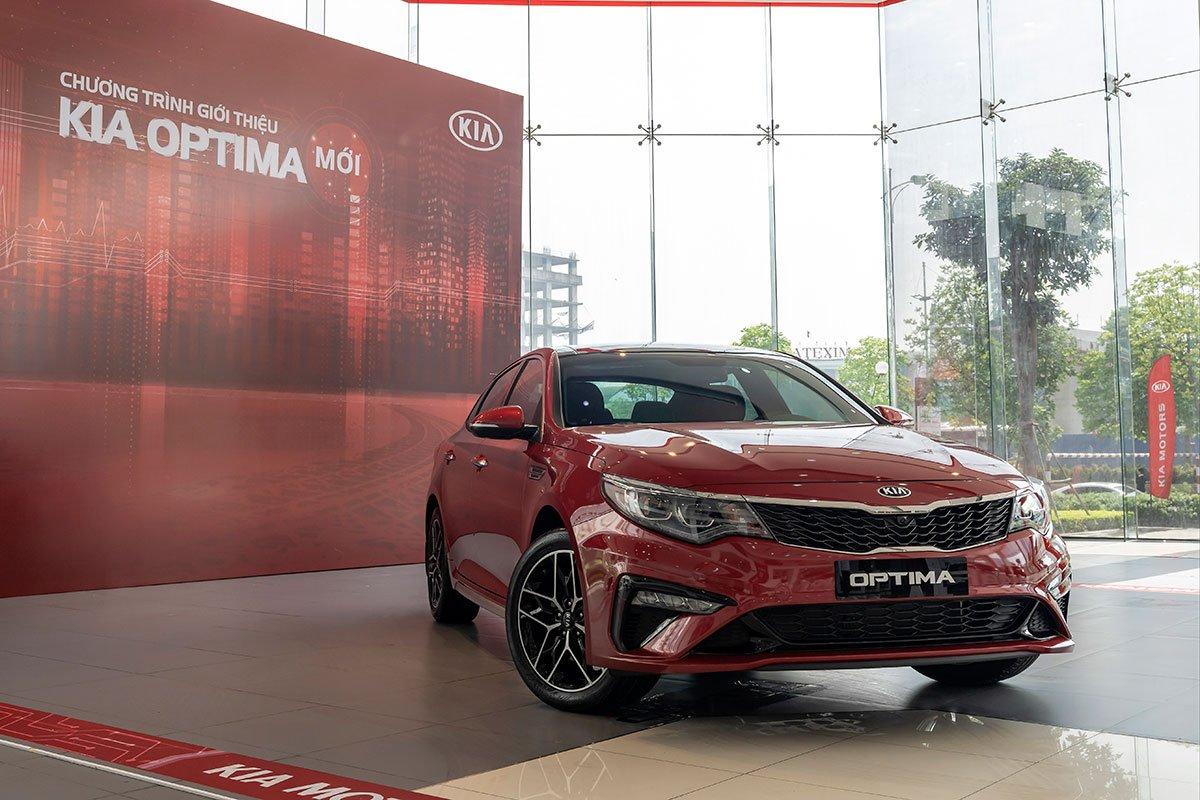 Thông số an toàn xe Kia Optima 2020 tại Việt Nam 1