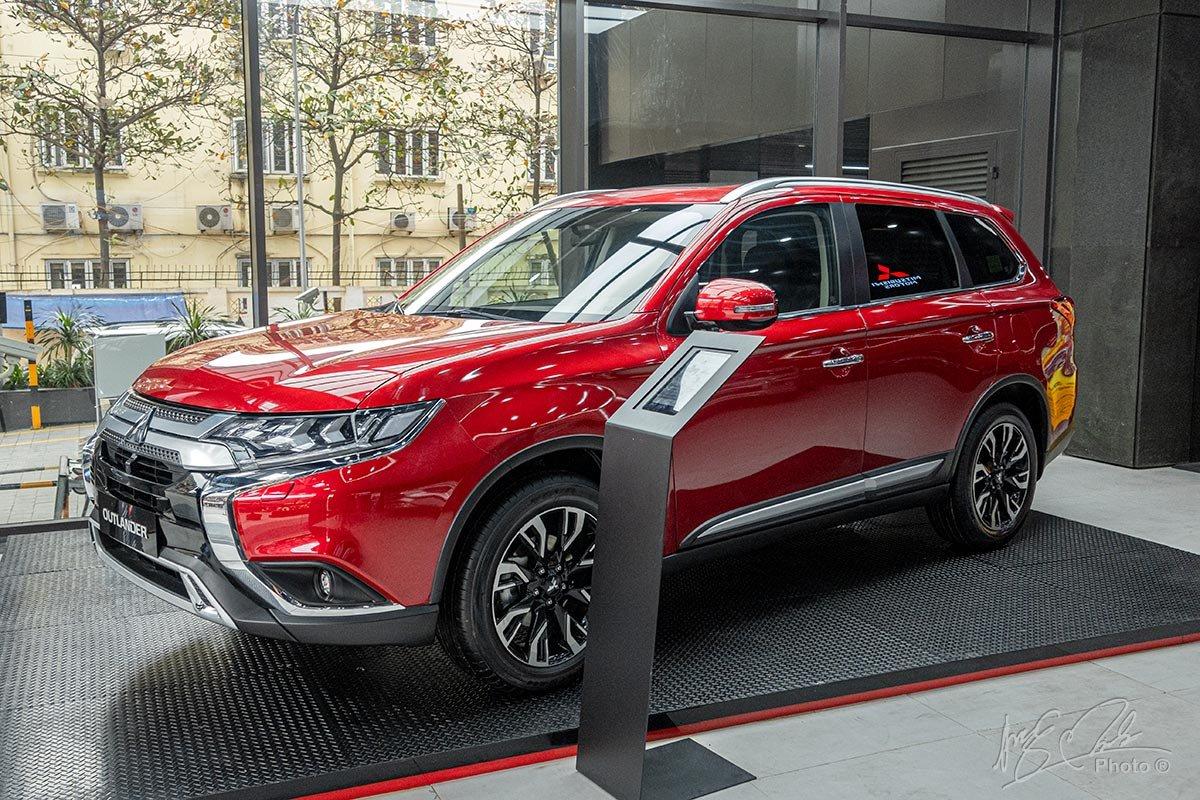 Thông số kỹ thuật xe Mitsubishi Outlander 2020