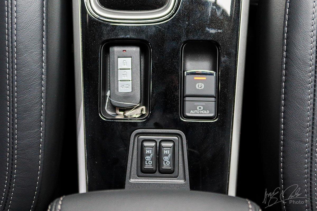 Thông số kỹ thuật xe Mitsubishi Outlander 2020 5a