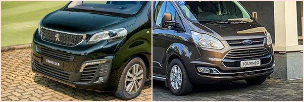 """Đắt hơn 700 triệu, Peugeot Traveller 2020 vẫn thuyết phục khách """"quên"""" Ford Tourneo a2"""