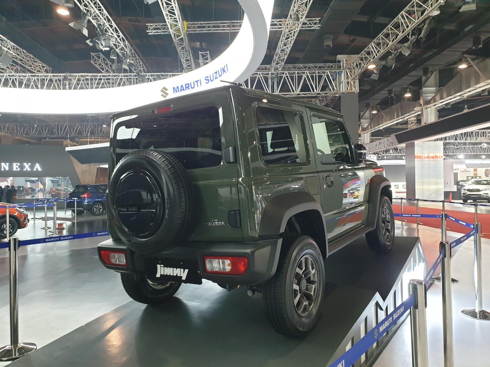 [Auto Expo 2020] Suzuki Jimny đúng chuẩn off-road