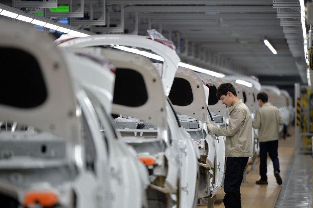 Trang bị Hyundai cạn kiệt do nguồn sản xuất tại Trung Quốc bị gián đoạn