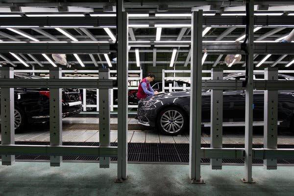 Trang bị Hyundai cạn kiệt do virus Corona