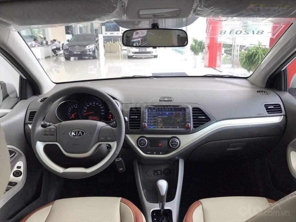 Thông số nội thất xe Kia Morning 2020 tại Việt Nam 1